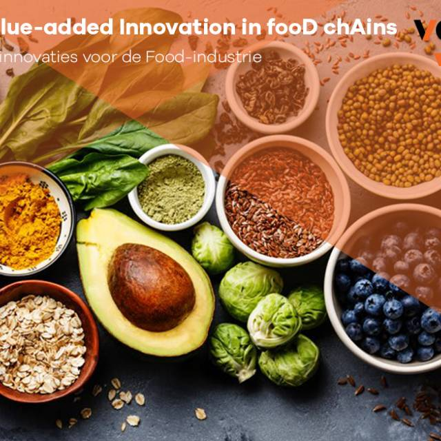 ​VIDA - zoekt innovaties voor de Food-industrie