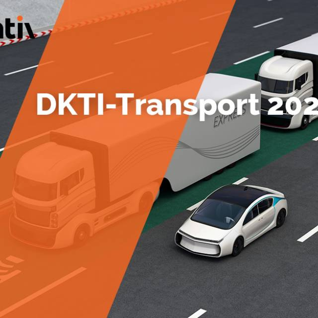 DKTI-Transport 2021: Innovatie in de transportsector
