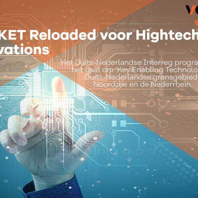 ​ROCKET Reloaded voor Hightech Innovaties